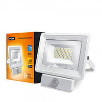 LED прожектор 30W 5000K Сенсорный VIDEX