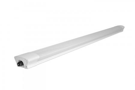 LED светильник линейный VIDEX 40W 1,2М 5000K 220V  IP65 6шт/ящ