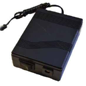 Электролюминесцентная панель (EL панель) формат А4 295*210 мм. Цвет Синий с инвертором 12В., фото 2