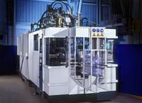 Гидравлическая одностанционная выдувная машина KEB10 для полиэтиленновых канистр
