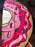 Пляжный коврик в виде Фруктов, покрывало, подстилка ПОНЧИК 140 *140 \Пляжний килимок \ Модный!!, фото 3