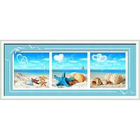 """""""Пляж"""" Набор для рисования камнями"""