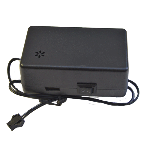 Инвертор для EL ленты и светобумаги серии SL-A4-DC  600cm2-700cm2 стандартной мощности