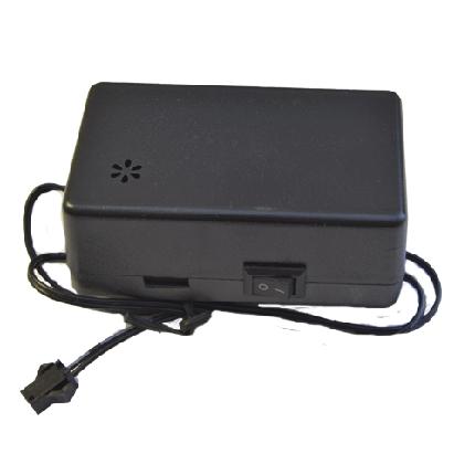 Инвертор для EL ленты и светобумаги серии SL-A4-DC  600cm2-700cm2 стандартной мощности, фото 2