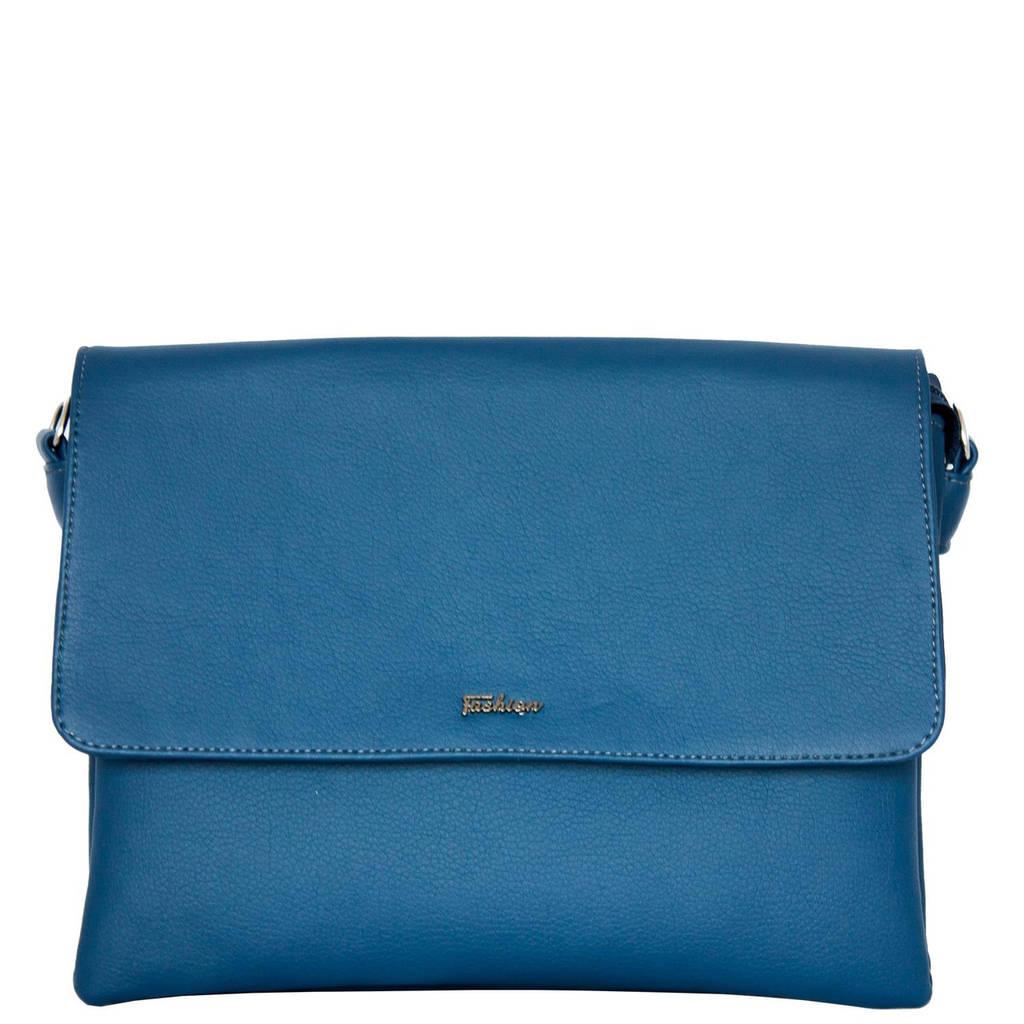 Женский клатч из эко-кожи VALEX EL820B3-FLY2227 синий