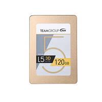 "Жесткий диск (SSD) 2.5"" 120GB Team L5 Lite 3D (T253TD120G3C101)"