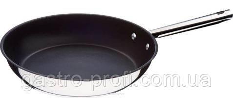 Сковорода из нержавеющей стали с антипригарным покрытием 28 см 014285, фото 2