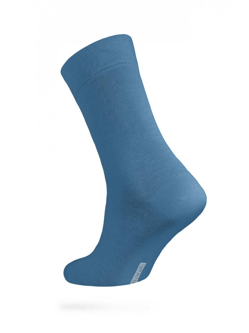 Носки мужские классические голубые джинс CLASSIC DIWARI 5С-08СП