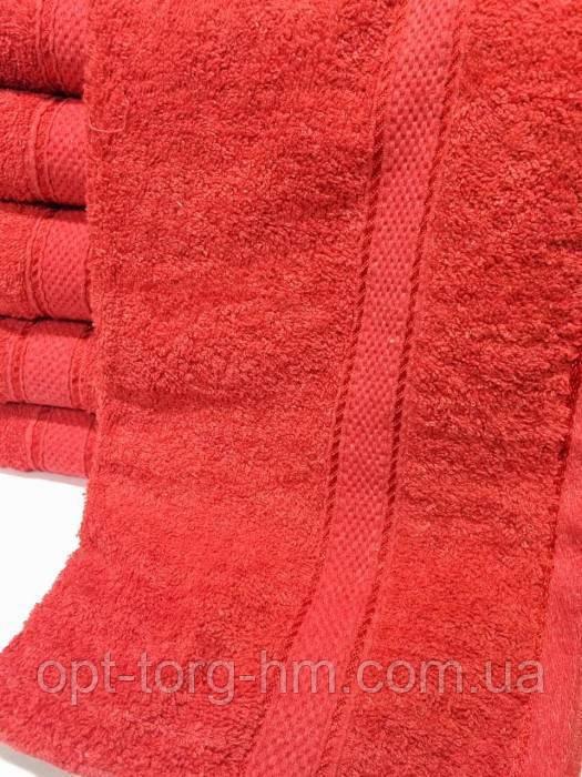 Полотенце краное