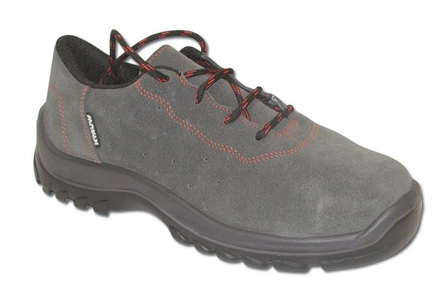 Ботинки WURTH серый замшевый
