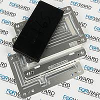 Комплект форм для фиксации дисплея Samsung Galaxy S9 Plus, G965 алюминиевые и резиновые