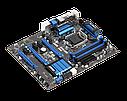 "Материнская плата MSI Z77A-G45 DDR3 Socket 1155 ""Over-Stock"" Б/У, фото 3"