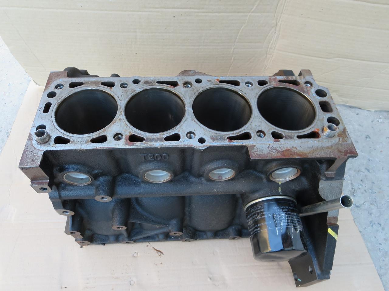Блок двигуна Ланос 1,4 б/у