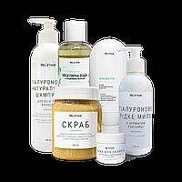 Набор Bel`etage Шампунь + Мицеллярная вода + Скраб для тела + Крем для тела + Маска для лица + Жидкое мыло (hub_PrMj54521)