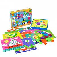 Hacтoльнaя игpa «Веселая мозаика» Fun Game (7305)