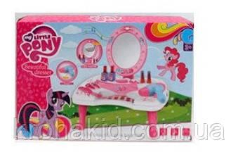 """Детское трюмо ( детский туалетный столик) Лол LOL / Пони """"My little Pony"""" 998A-5LOL-5P  - 2 вида, 33-22-6,5 см, фото 2"""