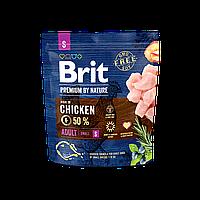 Brit Premium Dog Adult S,1 кг
