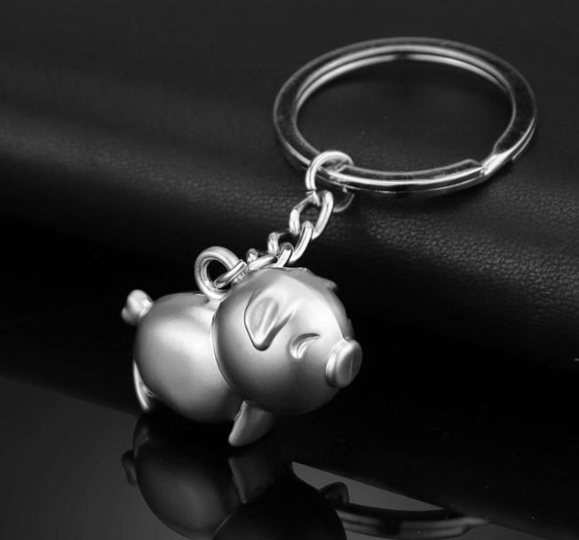 Брелок для ключей Pig