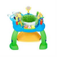 Игровой развивающий центр Hola Toys Музыкальный стульчик, голубой (696-Blue)