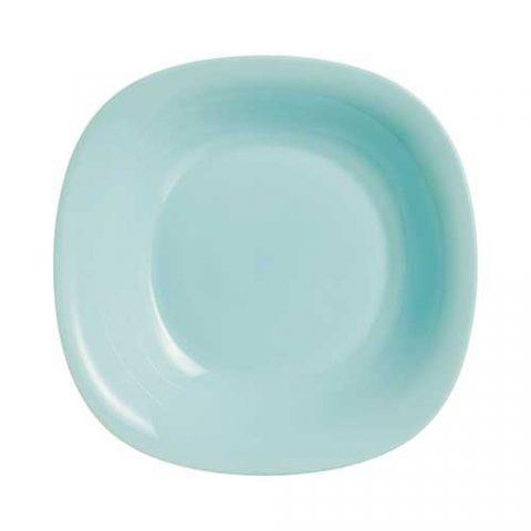 Carine Light Turquoise Тарелка суповая 21 см Luminarc P4251