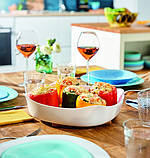 Smart Cuisine Carine Форма жаропрочная квадратная Luminarc P4025, фото 2