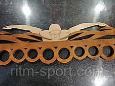 Медальница (держатель медалей) Плавание, фото 2