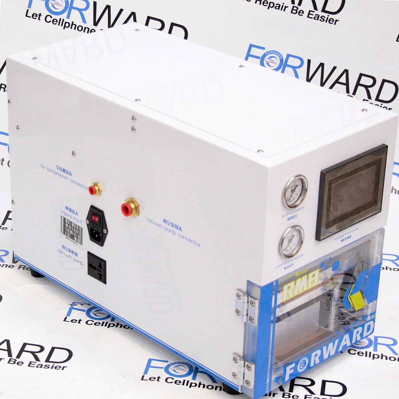 Вакуумный ламинатор автоматический ОСА Forward RMB-2
