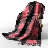 Плед Палермо роз-бел-черн VLADI 4057 140x200 см