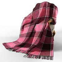 Плед Палермо роз-бор-бел VLADI 4058 140x200 см