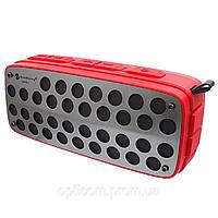 Портативна акустика NewRixing NR4011 GRID Red