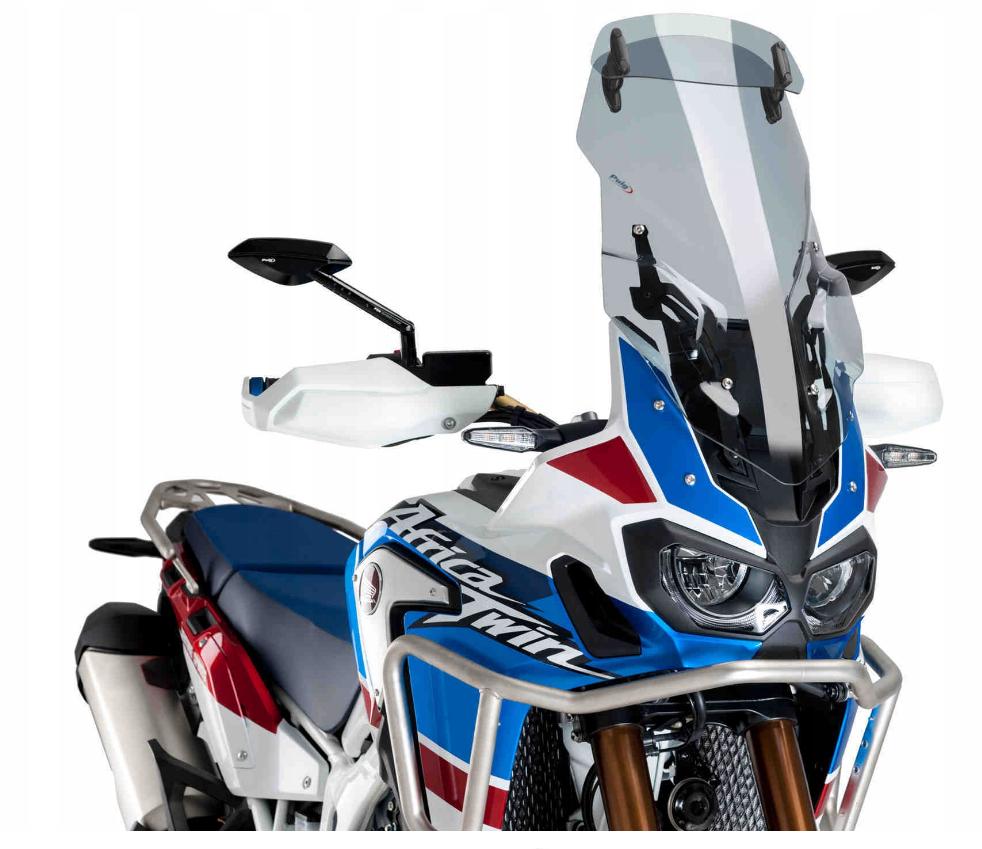 Ветровое Стекло PUIG с дефлектором к мотоциклу Honda Africa Twin 16