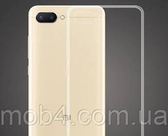 Ультратонкий 0,3 мм чехол для Xiaomi (Ксиоми) Redmi 6A прозрачный