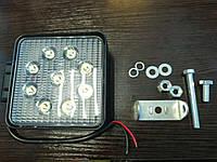 Фонарь LED 24V/27W (прицеп/авто), фото 1