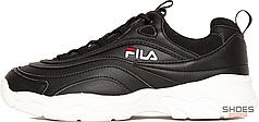 Мужские кроссовки Fila Ray Black 1010561 25Y, Фила Рей