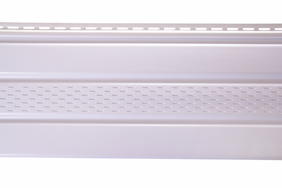 Панель ASKO біла перфорована 3.5 м, 1.07 м2