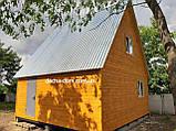 Двоповерхові дачні будиночки-економ варіант, фото 7