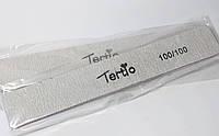 Пилка для ногтей прямая 100/100 Tertio