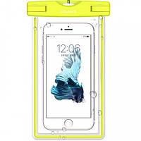 Чехол водонепроницаемый Usams для телефона до 5.5 green YD001 для iPhone (6/6s6/7/8/7 Plus/8 Plus)