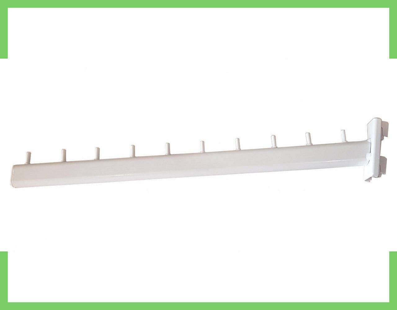 Кронштейн (Флейта) в рейку 45-см (10 гвоздиков)