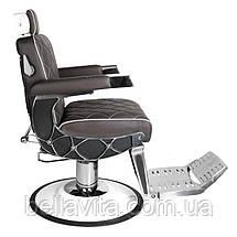 Парикмахерское мужское кресло Karlo, фото 2