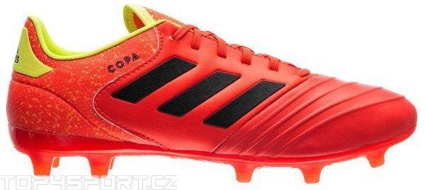 Полупрофессиональные бутсы Adidas Copa 18.2 FG (DB2444) Оригинал