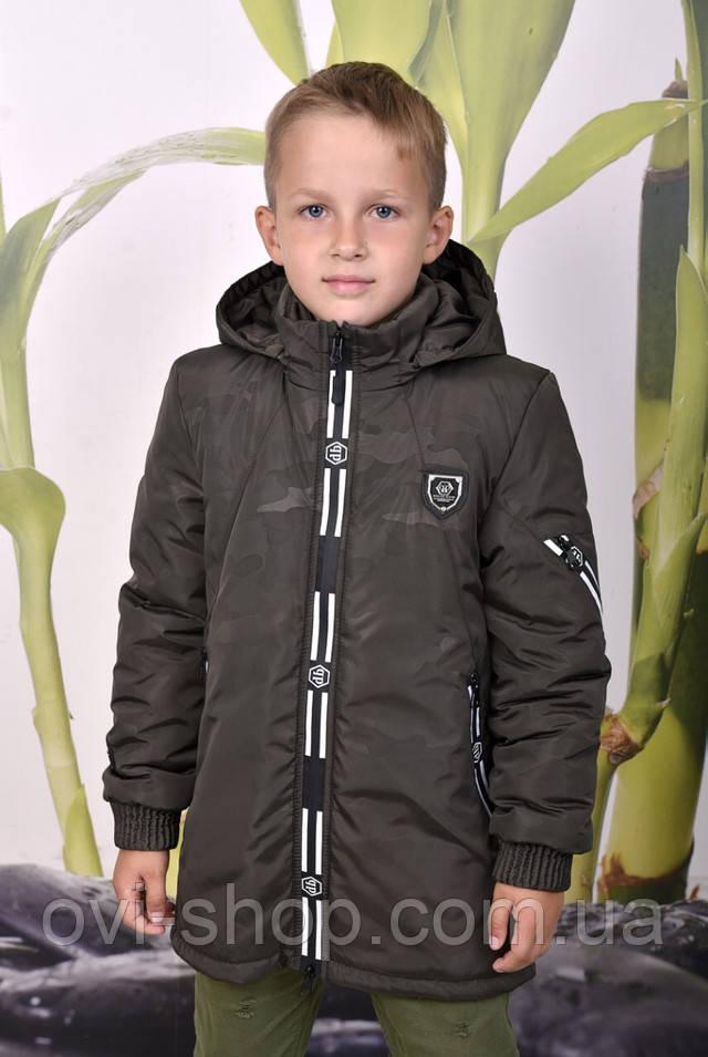 детская осення куртка