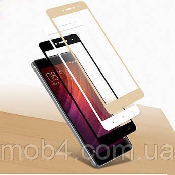 Захисне 2D скло для Xiaomi (Сяоми) Redmi Note 5 / Note 5 Pro (на весь екран)