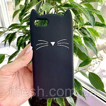 Чехол Кот для Huawei Y5 2018