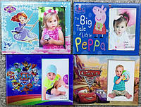 Фоторамка детская стеклянная для фото 10х15 см, фото 1