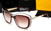 Солнцезащитные очки Fendi 0028 (brown)