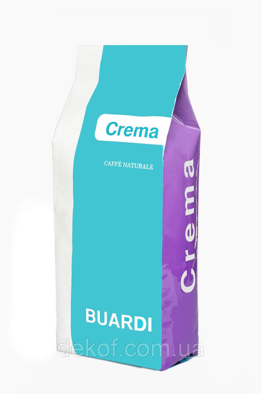 Кава в зернах Buardi Crema. Кава в зернах Buardi. купити каву в зернах оптом. зернова кава оптом