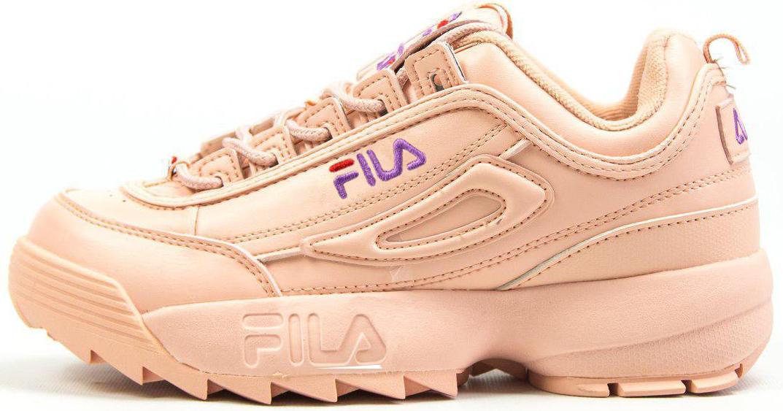 Женские кроссовки Fila Distruptor 2 Pink, Фила Дизраптор