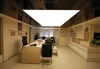 Натяжные потолки в офисе, фото 1