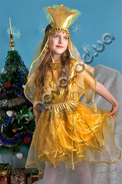 Карнавальный костюм Золотая рыбка, цена 590 грн., купить в ... - photo#29